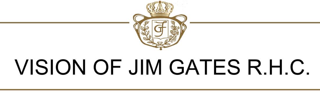 機能性香水、機能性フレグランスのJIM GATES R.H.C.のブランドビジョン