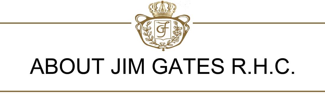 機能性香水、機能性フレグランスのJIM GATES R.H.C.について