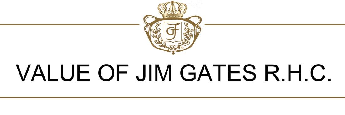 機能性香水、機能性フレグランスのJIM GATES R.H.C.のブランド価値