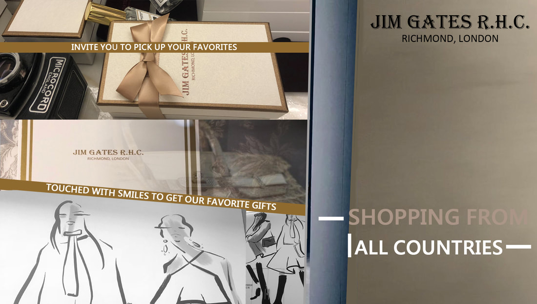 高機能香水「JIM GATES R.H.C.」の購入